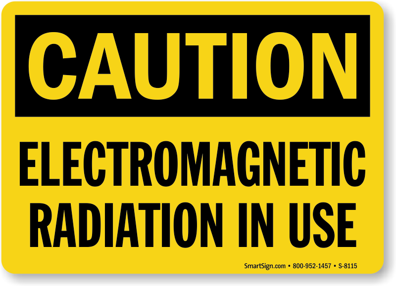 caution-electromagnetic-radiaton-use-sign-s-8115