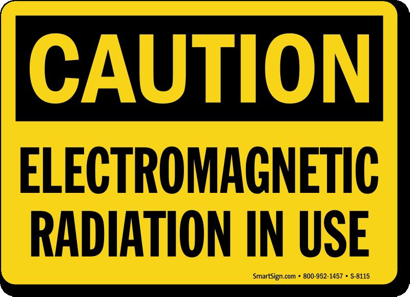 caution-electromagnetic-radiaton-use-sign-s-8115